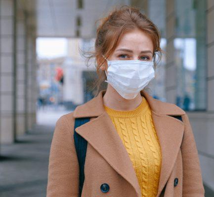 Maseczki bawełniane – sposób na ochronę