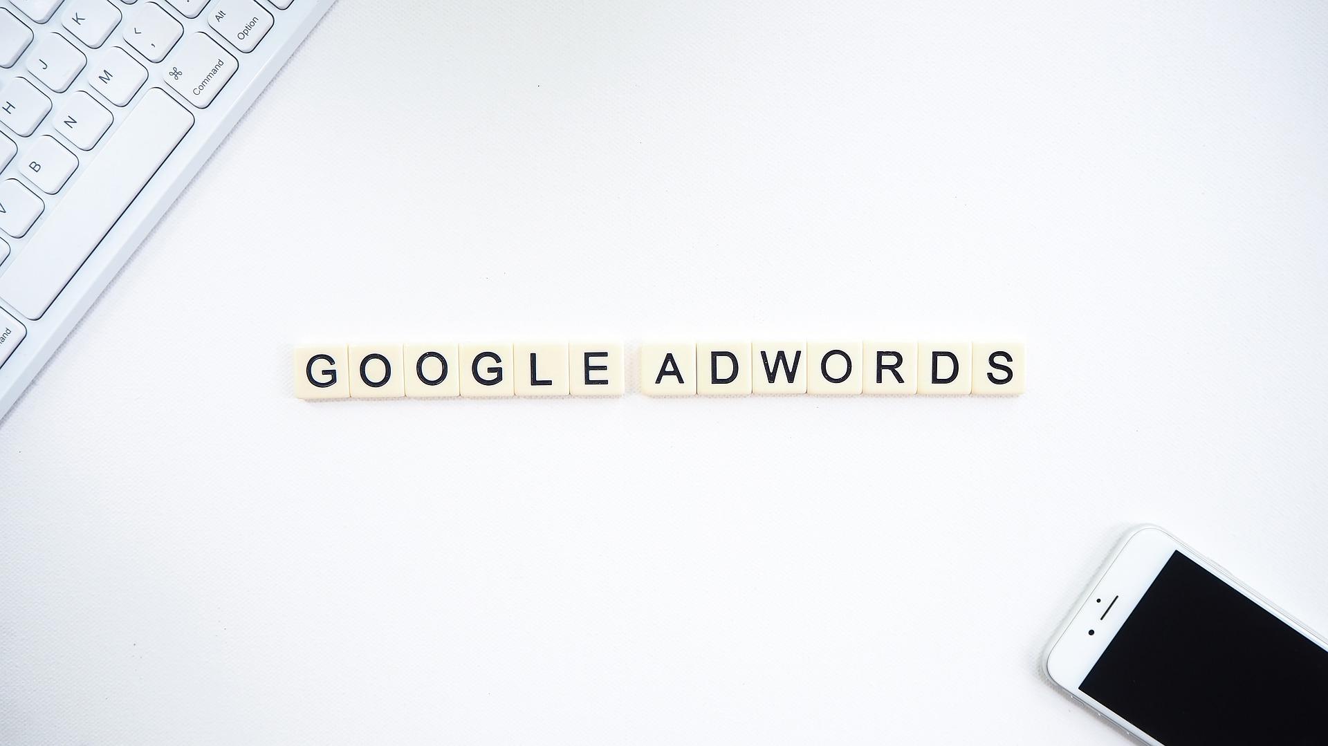 Kampanie Google AdWords, czyli jak w szybki sposób pojawić się w sieci