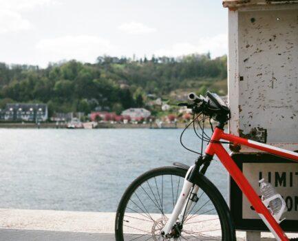 Uchwyty na telefon do roweru